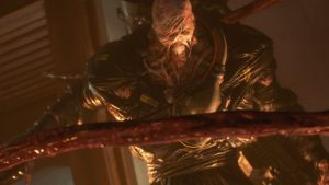Resident Evil 3 Remake Nemesis Trailer, Hunters and Other Characters Details