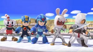 Super Smash Bros. Ultimate Challenger Pack 5 Mii Costumes: Cuphead, Altaïr, and More