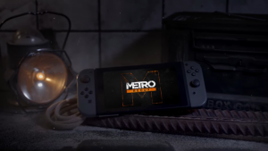 Metro Redux Announced for Nintendo Switch, Launches February 28