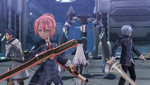 The Legend of Heroes: Trails of Cold Steel 3 Free DLC with Extracurricular and Thors Academy Editions on Switch