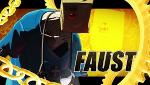 Faust Confirmed for Guilty Gear: Strive