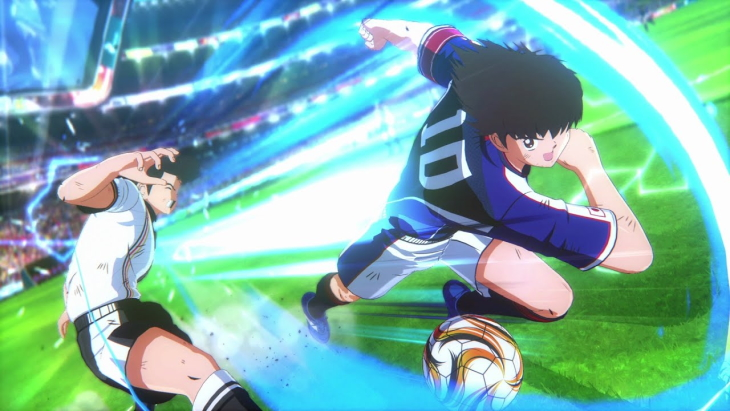 Bandai Namco Entertainment have announced Captain Tsubasa: Rise of New Champions, developed by Tamsoft.