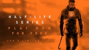 Half-Life Titles Free on Steam Until Half-Life: Alyx Launch