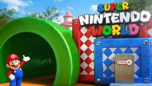 Super Nintendo World Coming to Universal Epic Universe Theme Park, 2023