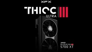 XFX Radeon 5700XT THICC III Ultra GPU Review