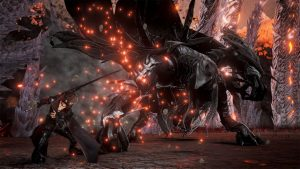 Code Vein Hell Knight DLC Available Now