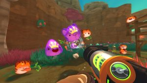 Slime Rancher: Deluxe Edition Physical Launch April 7 for PS4 and Xbox One