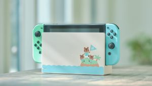 Animal Crossing: New Horizons Themed Switch and Switch Lite Launches March 13