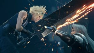 """Final Fantasy VII Remake """"Hollow"""" Theme Song Trailer – Nobuo Uematsu, Red XII, Shinra Execs, the Honey Bee Inn, and More"""