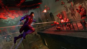 Saints Row: IV – Re-Elected Heads to Switch, March 27