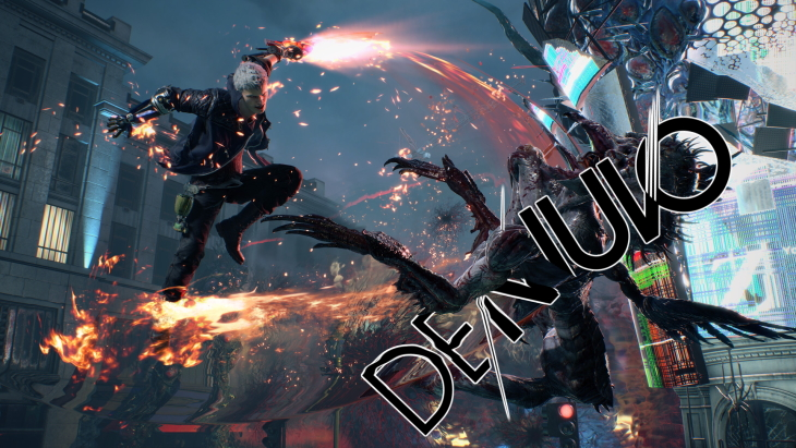 Devil May Cry 5 Denuvo