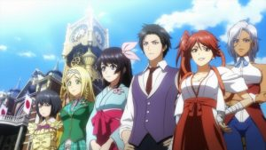 Project Sakura Wars Launches April 28 in the West for PS4