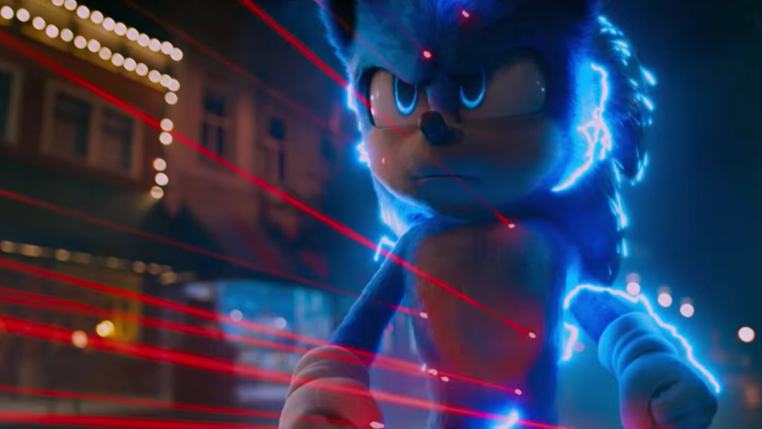 sonic the hedgehog movie wallpaper
