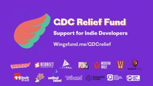 "Wings Interactive Organizes GDC Relief Fund, to ""Alleviate Burden"" on Affected Indie Developers"