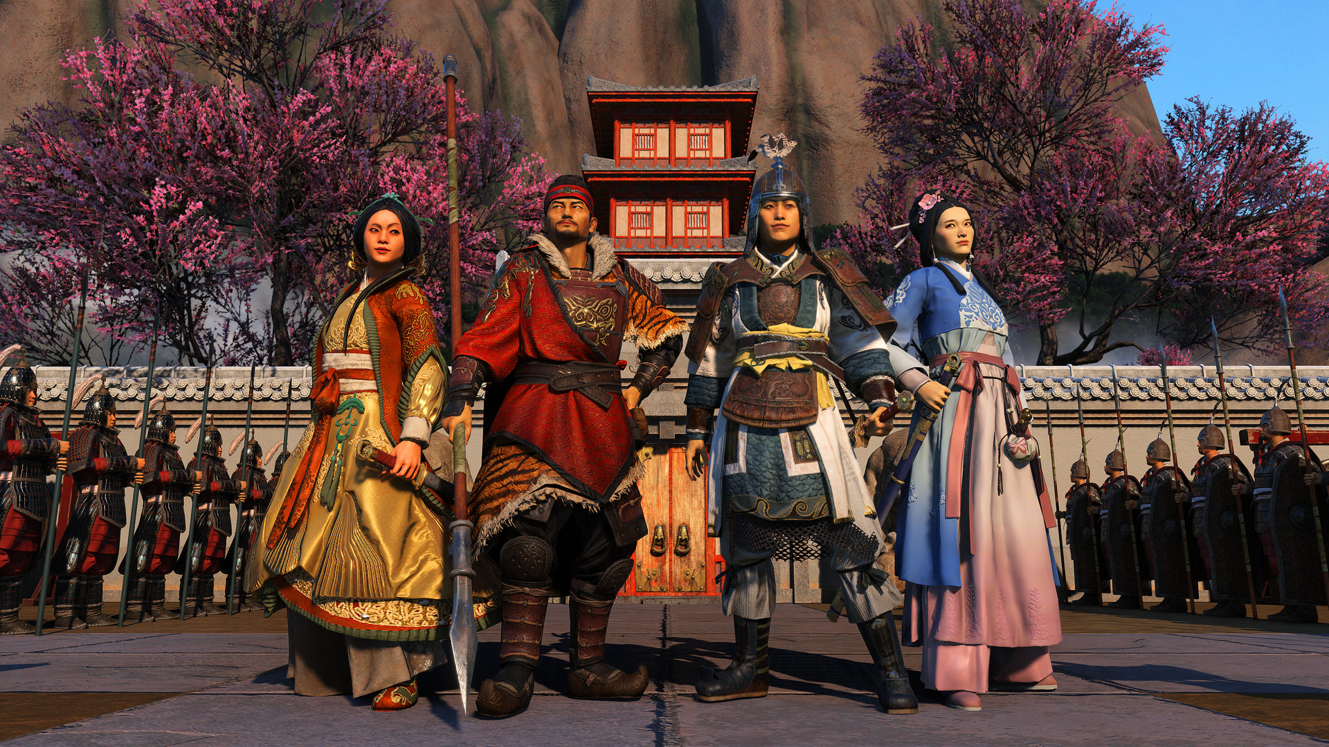 Total War Three Kingdoms A World Betrayed Dlc Releases March