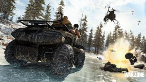 Free-to-Play Battle Royale Call of Duty: Warzone Announced, Launches March 10
