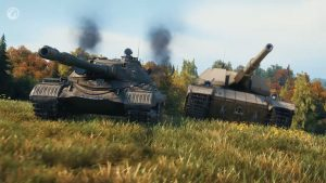 World of Tanks Battle Pass Available March 12