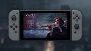 Vampire: The Masquerade – Coteries of New York Heads to Switch March 24, Later on PS4 and Xbox One