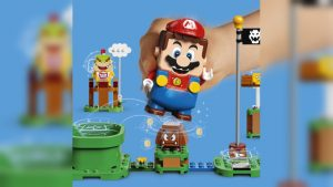 Lego Super Mario Set Launches 2020