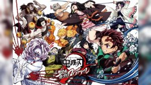 Two Demon Slayer: Kimetsu no Yaiba Games Announced, for PS4 and Smartphone