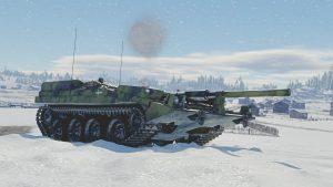"War Thunder ""Viking Fury"" Update Now Live, Adds Swedish Ground Vehicles"