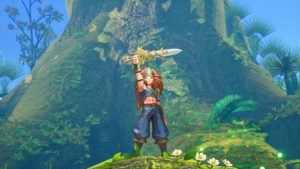 Trials of Mana Demo Available Now, Globally