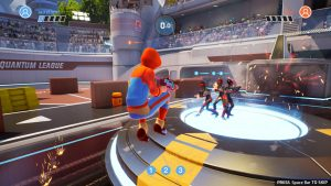Quantum League Heads to Nintendo Switch Late 2020