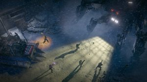 Wasteland 3 Hands-on Preview