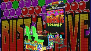 Bust-a-Move Returns to Arcades With New Machine, Bust-a-Move Frenzy