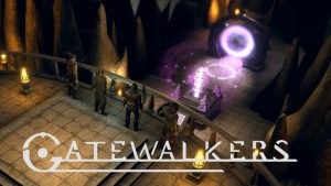 Gatewalkers New Gameplay Trailer, Open Alpha March 26 Through 29