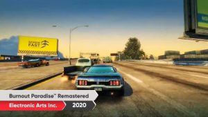 Burnout Paradise Remastered Heads to Nintendo Switch in 2020