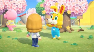 Animal Crossing: New Horizons Bunny Day Event Launches April 1 Through 12