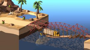Poly Bridge 2 Announced, Releases May 2020 On Steam