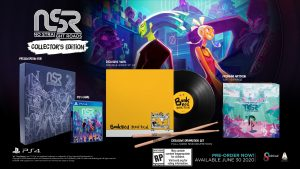 No Straight Roads Launches June 30 on Epic Games Store and PS4, Collector's Edition Detailed