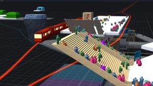 Tak Fujii's Metro Management Game Stationflow Leaves Early Access April 15
