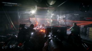 Online Co-Op Action Horror FPS GTFO Aiming 2020 Launch