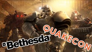 "Bethesda ""Will Not Host Digital Showcase"" in June, QuakeCon 2020 Cancelled, and Fallout 76 Wastelanders Update Delayed Due to Coronavirus"