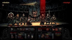 Darkest Dungeon PVP DLC Announced, The Butcher's Circus