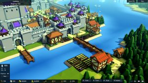 Kingdoms and Castles Gets Steam Workshop Support
