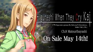 Higurashi When They Cry Hou – Ch.8 Matsuribayashi launches May 14th on MangaGamer, May 15th on Steam