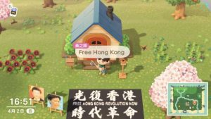 Animal Crossing: New Horizons Banned in China, Possibly Over Player's Pro-Hong Kong Messages