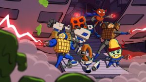 Chex Quest HD Launches Summer 2020 on Windows PC, Free to Play