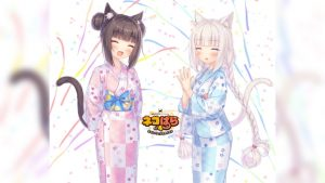 Nekopara Series Sells 3 Million on Steam, Announces Vol 4. in Development