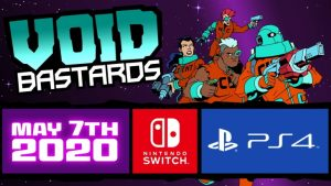 Void Bastards Heads to Nintendo Switch and PlayStation 4 on May 7