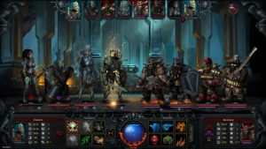 Roguelike RPG Iratus: Lord of the DeadLeaves Early Access, Launches Today