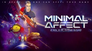 Space Epic Parody Minimal Affect Announced, Launches 2021 for Windows PC