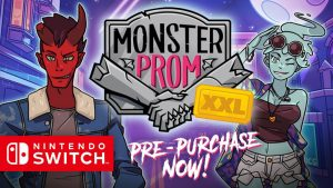 Competitive Dating Sim Monster Prom: XXL Coming to Nintendo Switch May 21