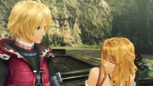 Xenoblade Chronicles: Definitive Edition Screenshots and Character Renders