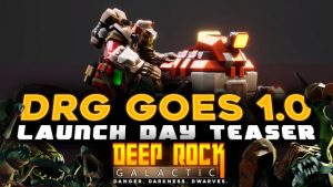 Deep Rock Galactic Launches May 13 on Windows PC and Xbox One
