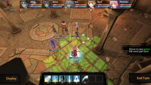 Tears of Avia Gets New Gameplay Trailer